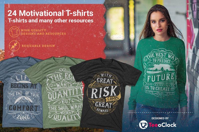100 Editable T shirt Designs Bundle Preview 2 04