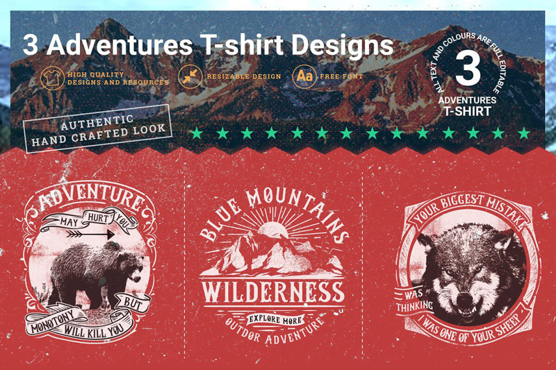 100 Editable T shirt Designs Bundle Preview 2 14
