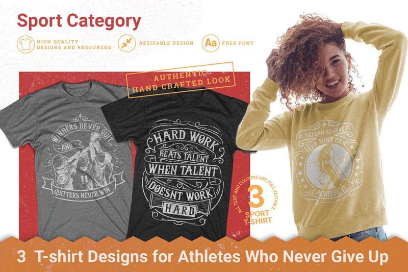 100 Editable T shirt Designs Bundle Preview 2 15