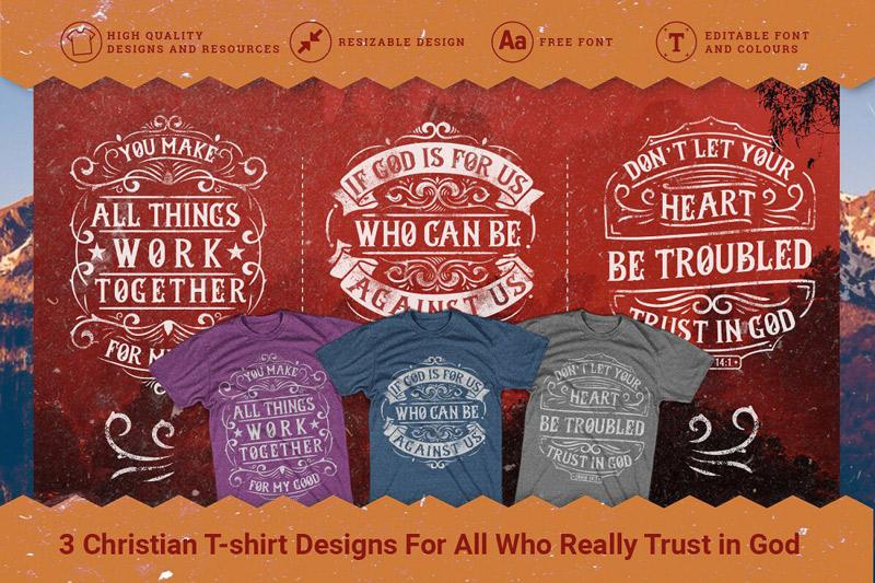 100 Editable T shirt Designs Bundle Preview 2 17