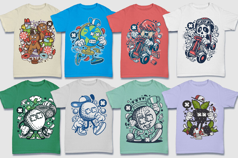 152-Tshirt-Designs-Cartoon-Bundle-Part-4-Preview-16