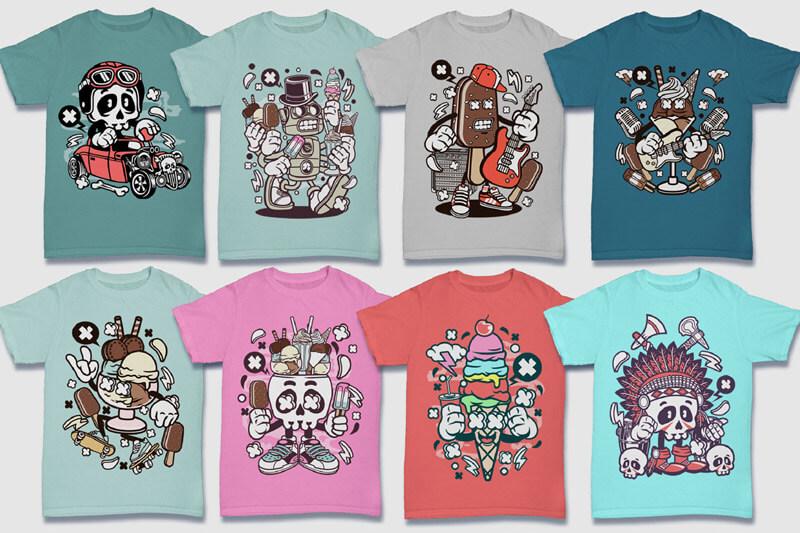 152-Tshirt-Designs-Cartoon-Bundle-Part-4-Preview-19