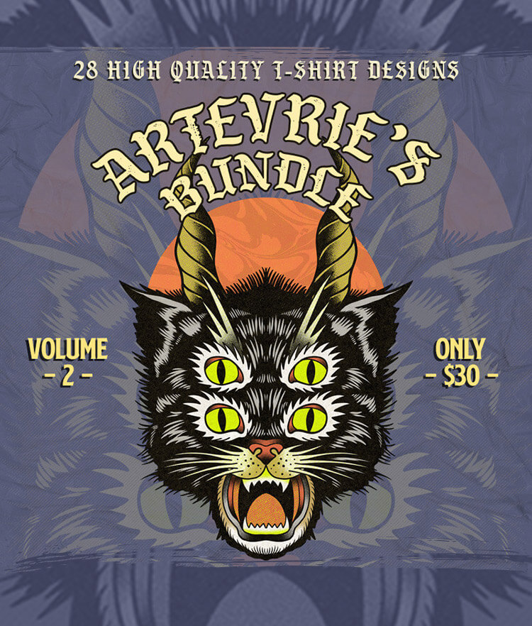 ArtEvrieT-shirt-Bundle-Vol-2