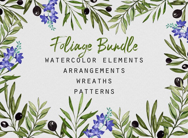 Foliage Bundle 01