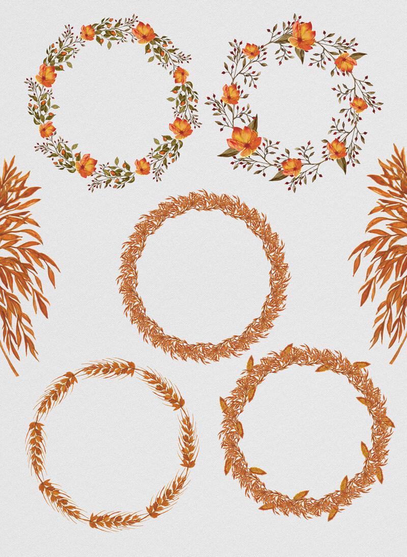 Foliage Bundle 06
