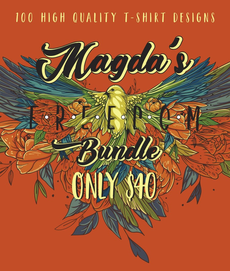 Magda's Bundle Vol 2 Cover